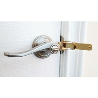 Lovely The Portable Door Lock Is Meant To Provide An Additional Layer Of Security,  Safety,