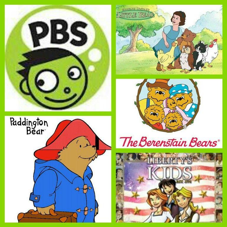 PBS Kids 90's TV Shows