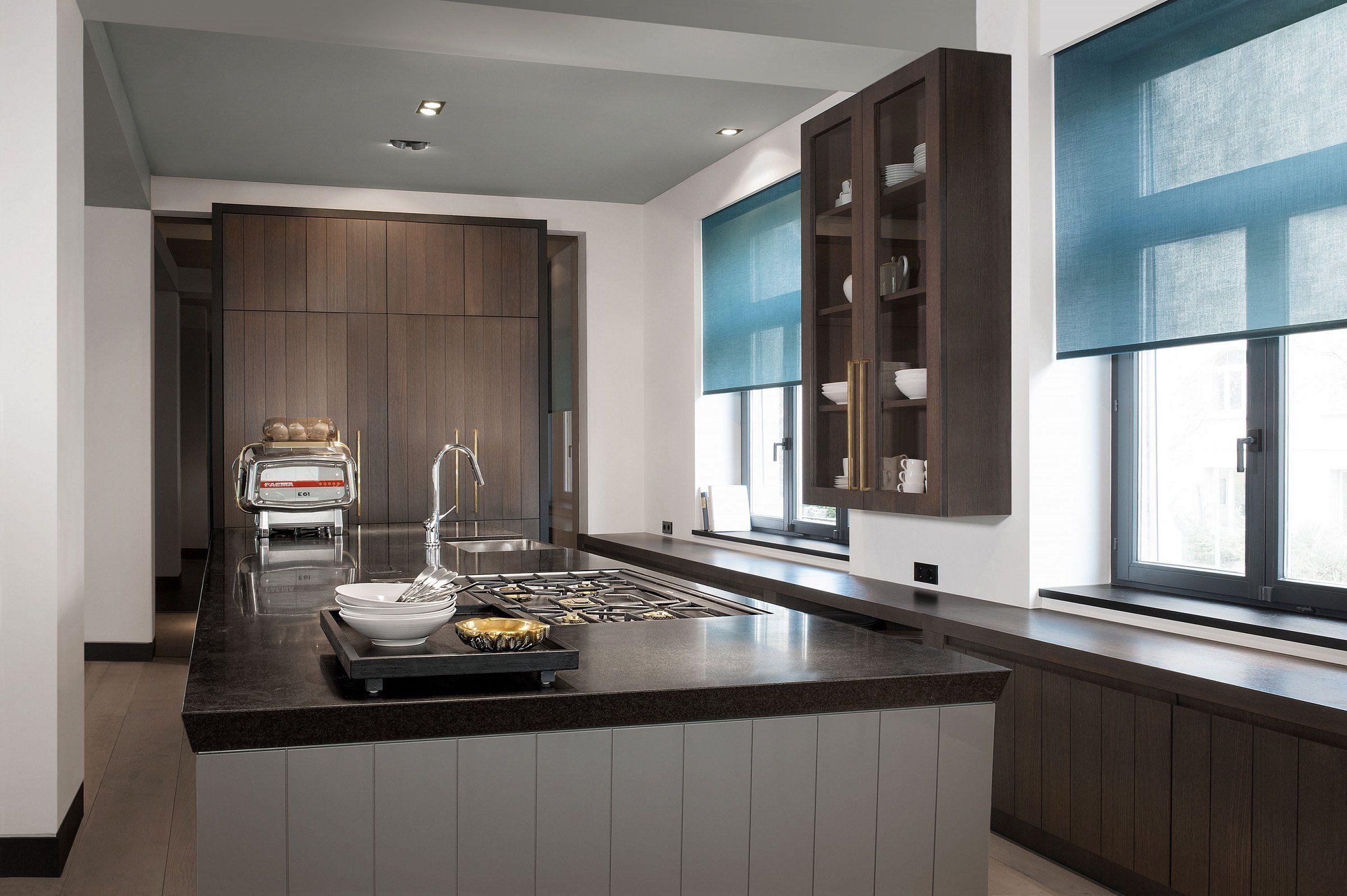 Loft Z Rich Kitchen Design Kitchen Bath Kitchen