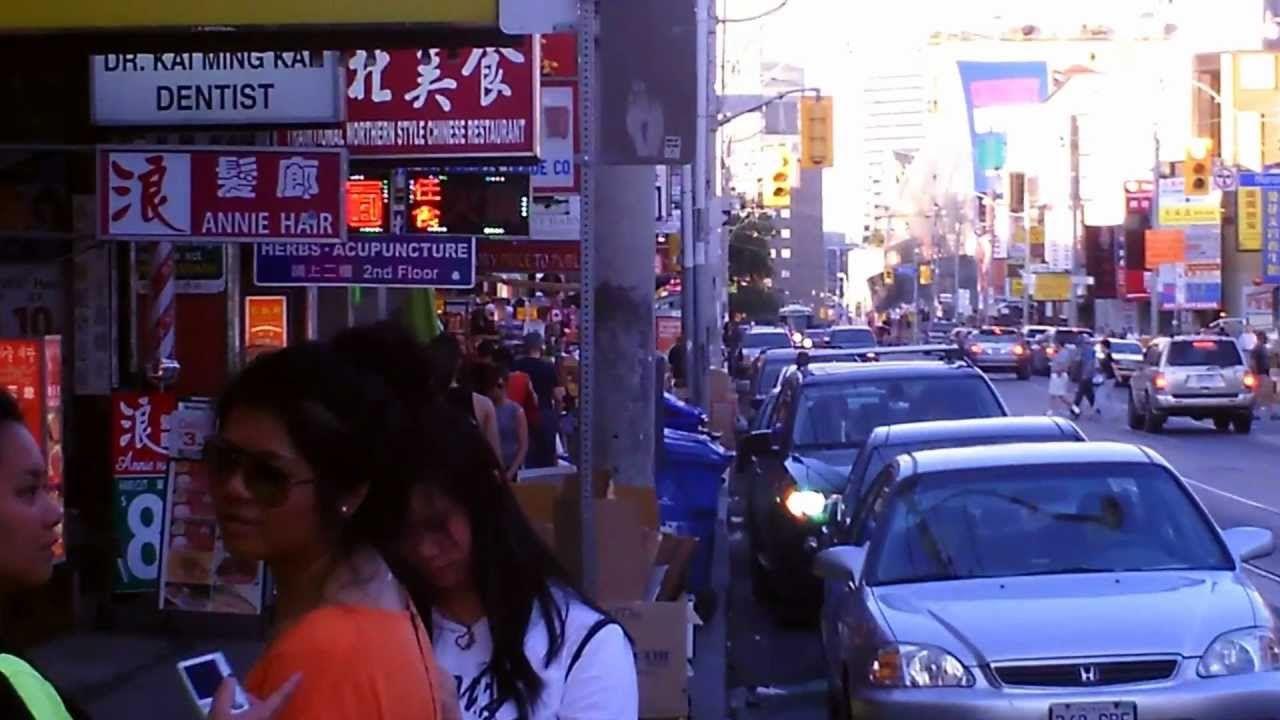 China Town Toronto Canada Toronto canada, Chinatown