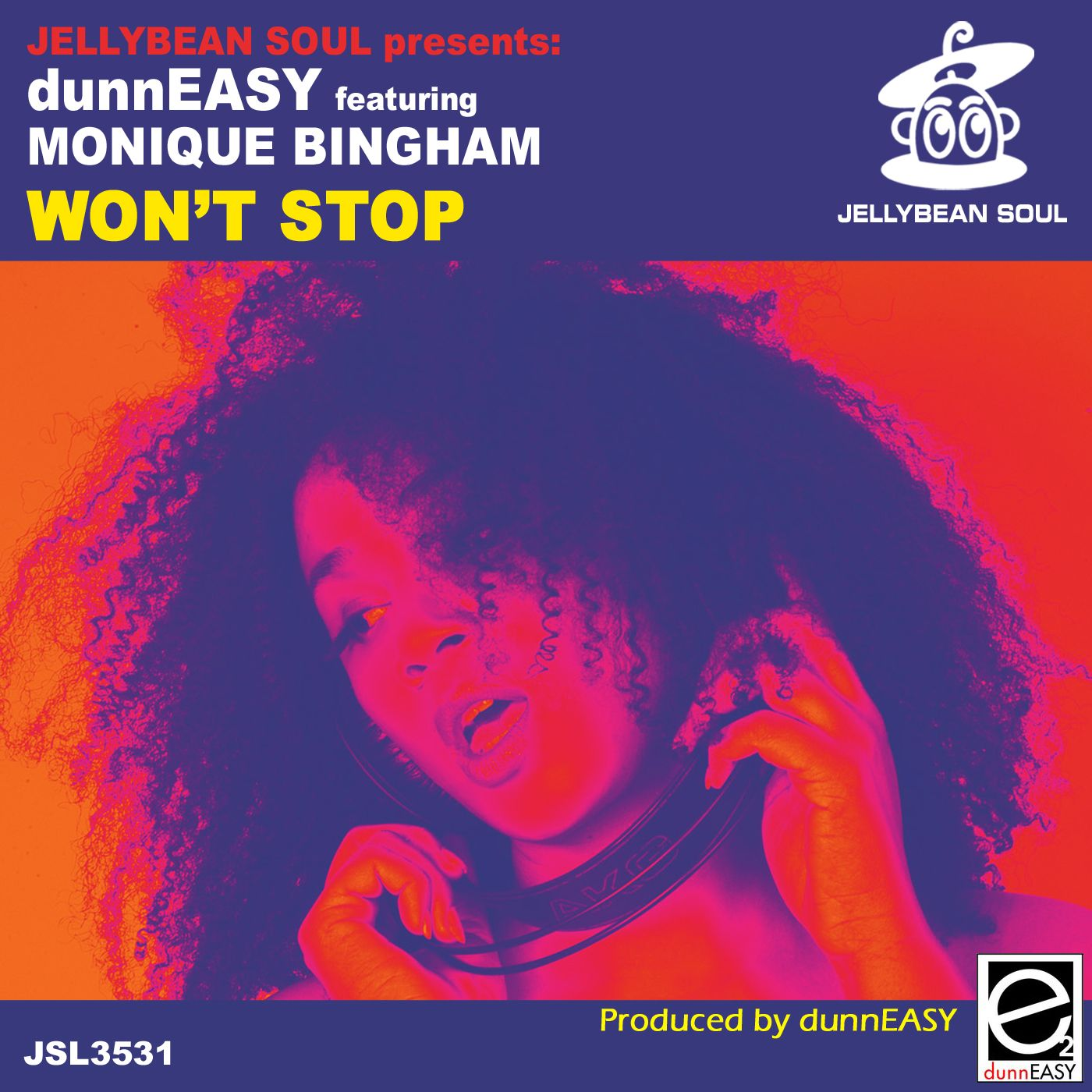DunnEASY ft Monique Bingham