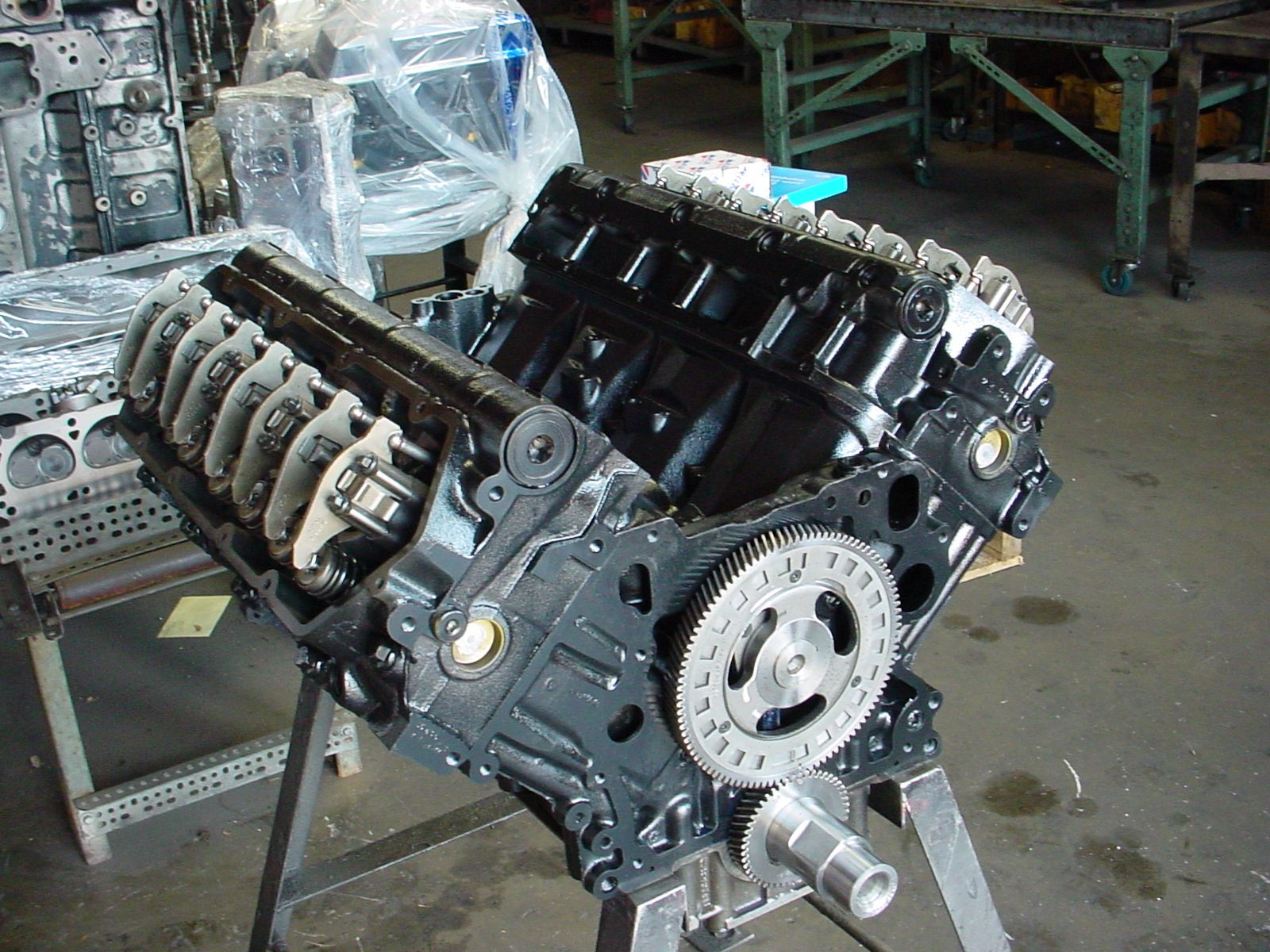 7 3 l ford diesel engine