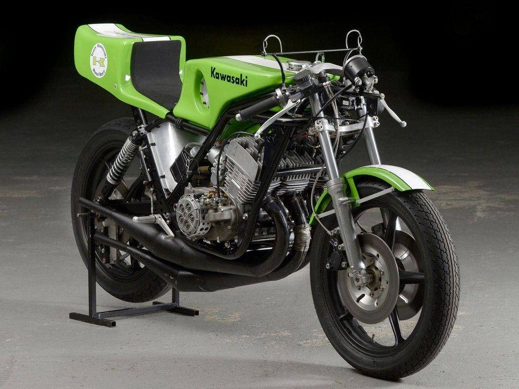 kawasaki h1 2 triple racer replica kawasaki tripples pinterest racing motorcycles grand. Black Bedroom Furniture Sets. Home Design Ideas