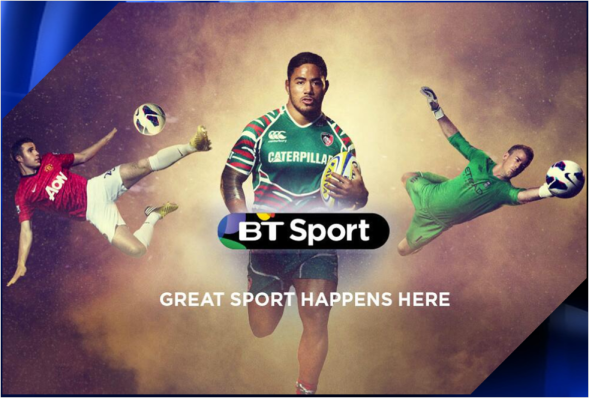 BT Sport Offers a Unique Multiscreen Video Service in UK