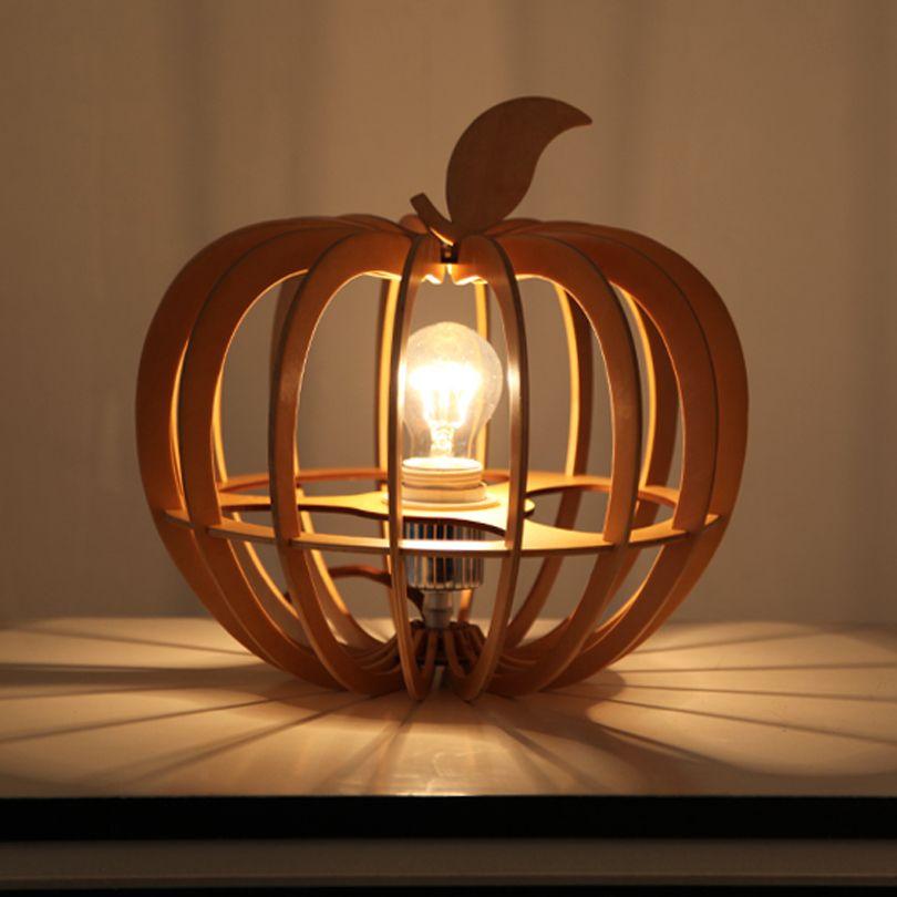 Aliexpress.com: Comprar Moda creativa de madera escandinava minimalista lámpara…