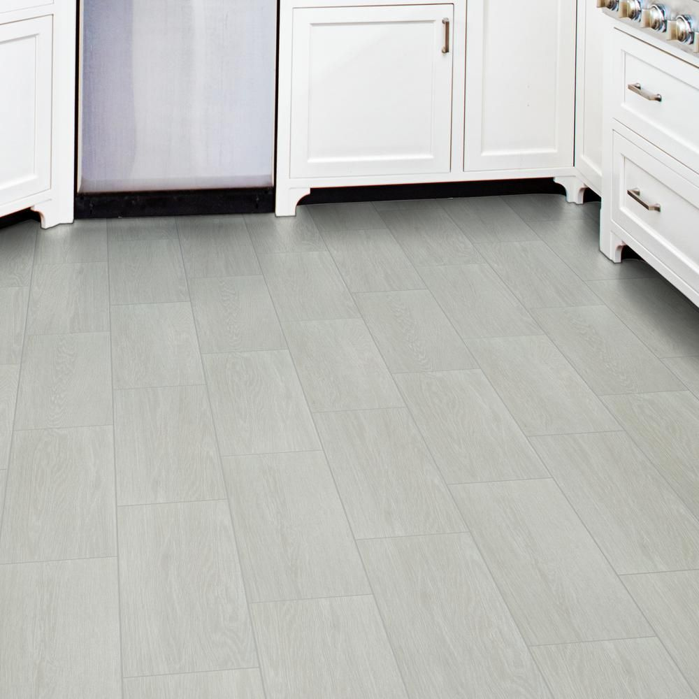 Msi 8 In X 24 5 In Everglades Grey Matte Ceramic Floor And Wall Tile 12 25 Sq Ft Case Nhdevegre8x24 The Home Depot Ceramic Floor Flooring Floor And Wall Tile