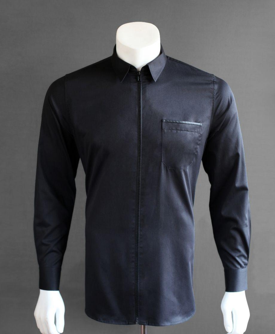 Shop Mens Custom Made Shirts At Bombayshirts Regular Slim