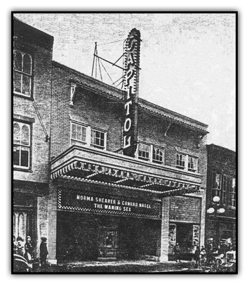 The Capitol Theatre Chambersburg Pa Old Time Photos Chambersburg Haunted History