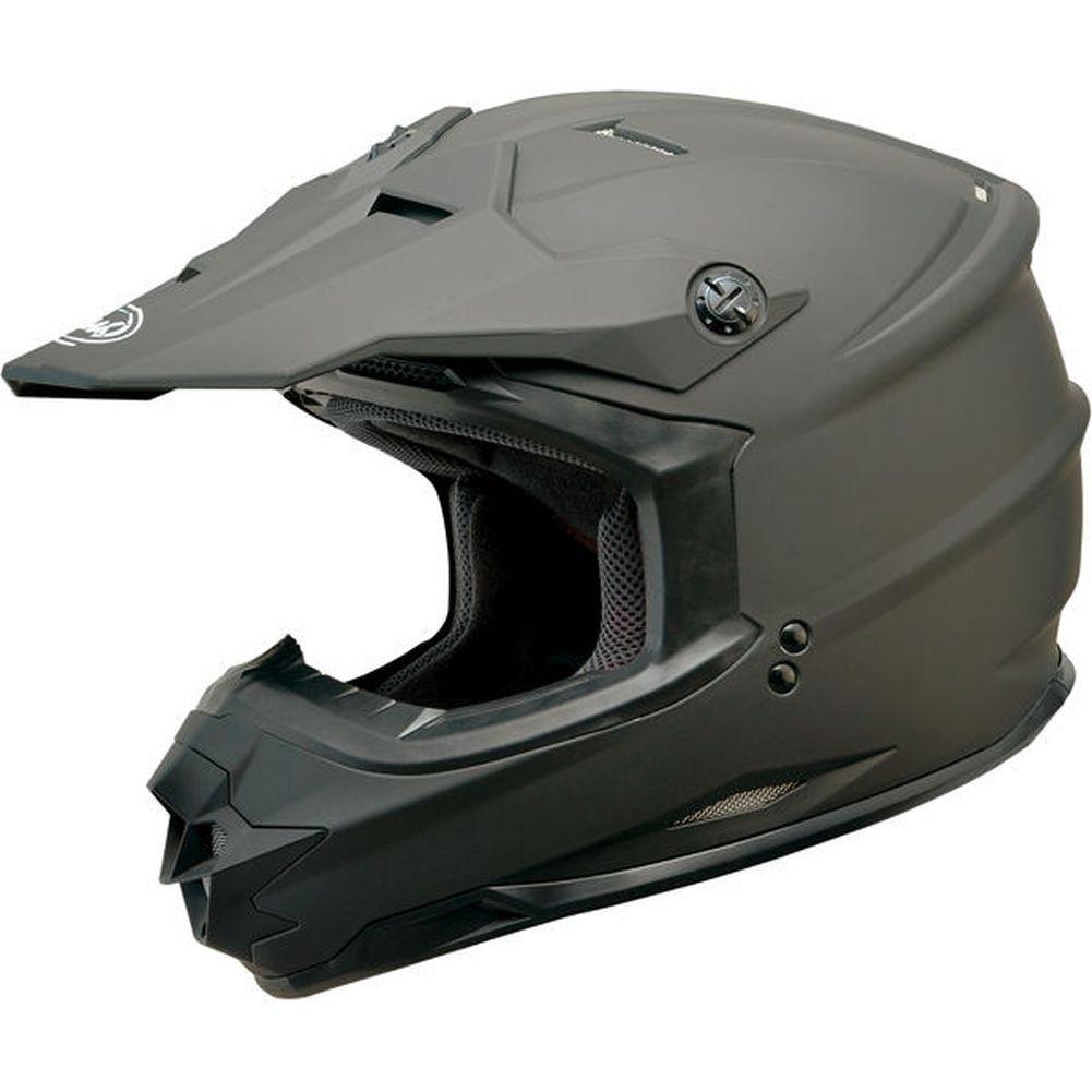 Gmax Gm76x Solid Motocross Dirt Bike Off Road Helmets Helmet