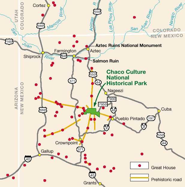South America Map Gran Chaco