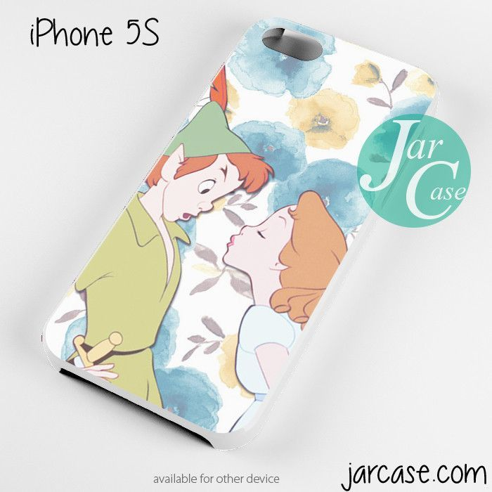 Wendy Try Kiss Peter Pan Phone case for iPhone 4/4s/5/5c/5s/6/6 plus