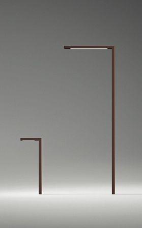 Pin de Victor Bertoldi en Relojes Pinterest Mobiliario urbano - lamparas para escaleras