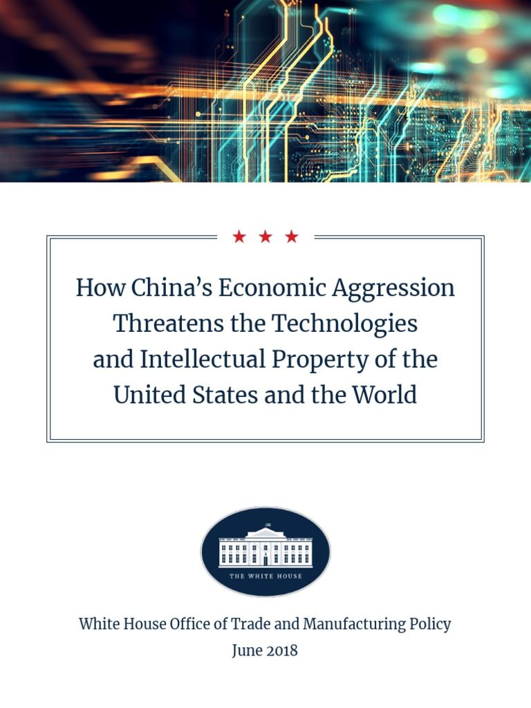 WH Trade and Economic Policy China Free download as