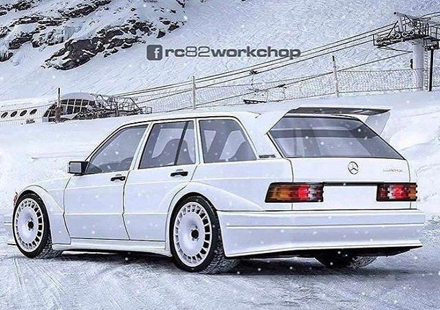 Urotuning So Amazing Mercedesbenz Mercedes Cosworth