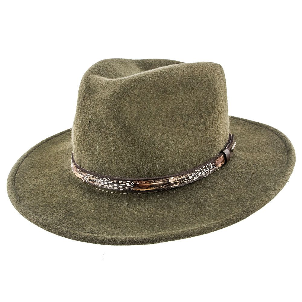 Stetson Expedition Crushable Wool Felt Western Hat - TWEXPD in 2019 ... ba027ce2833