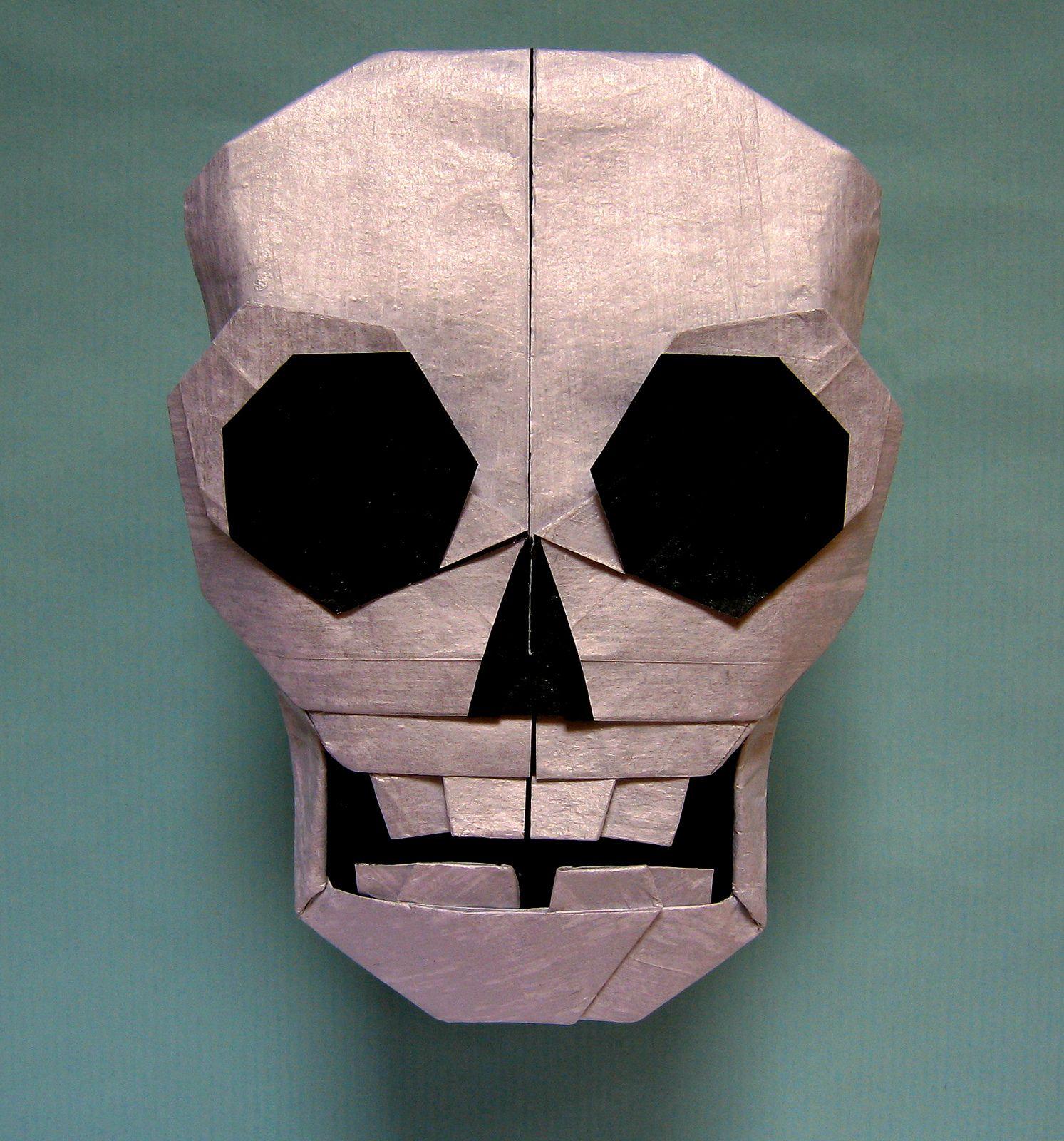 skull ���