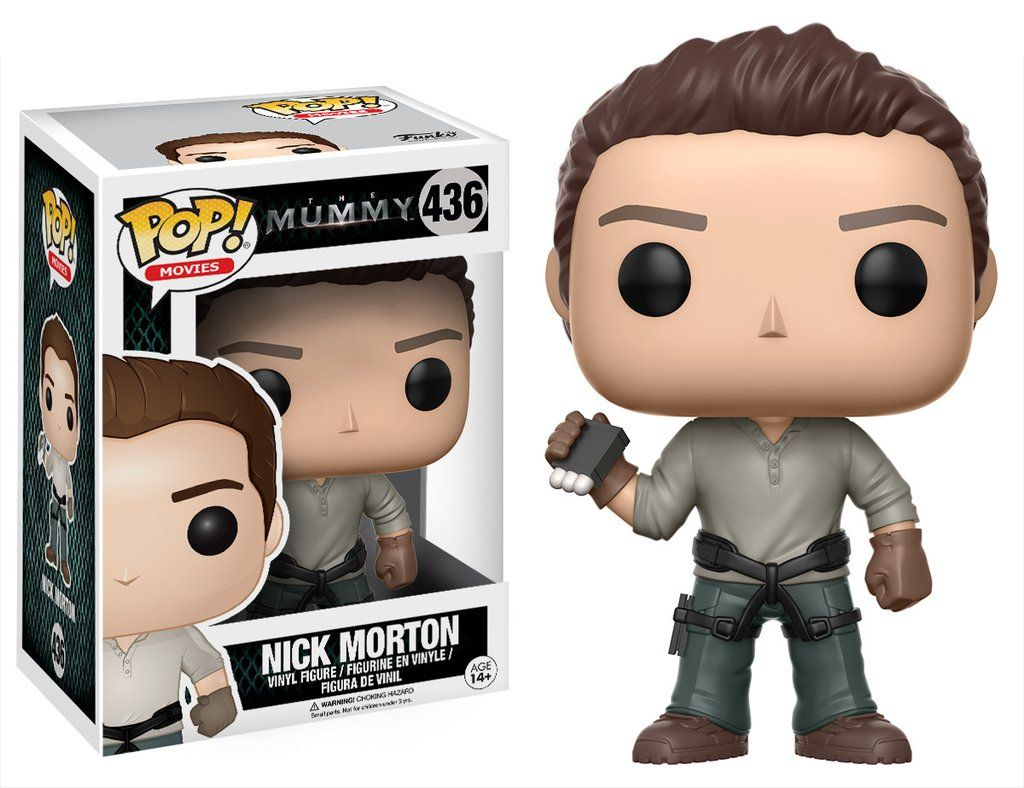 Pop! Movies - The Mummy - Nick Morton