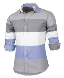 65c99e0674 Shirts For Men | Cheap Mens Dress Shirts On Sale Online At Wholesale Prices  | Sammydress.com