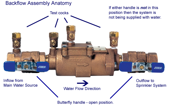 What Is The Purpose Of A Backflow Preventer Repair Prevention Butterfly Handle