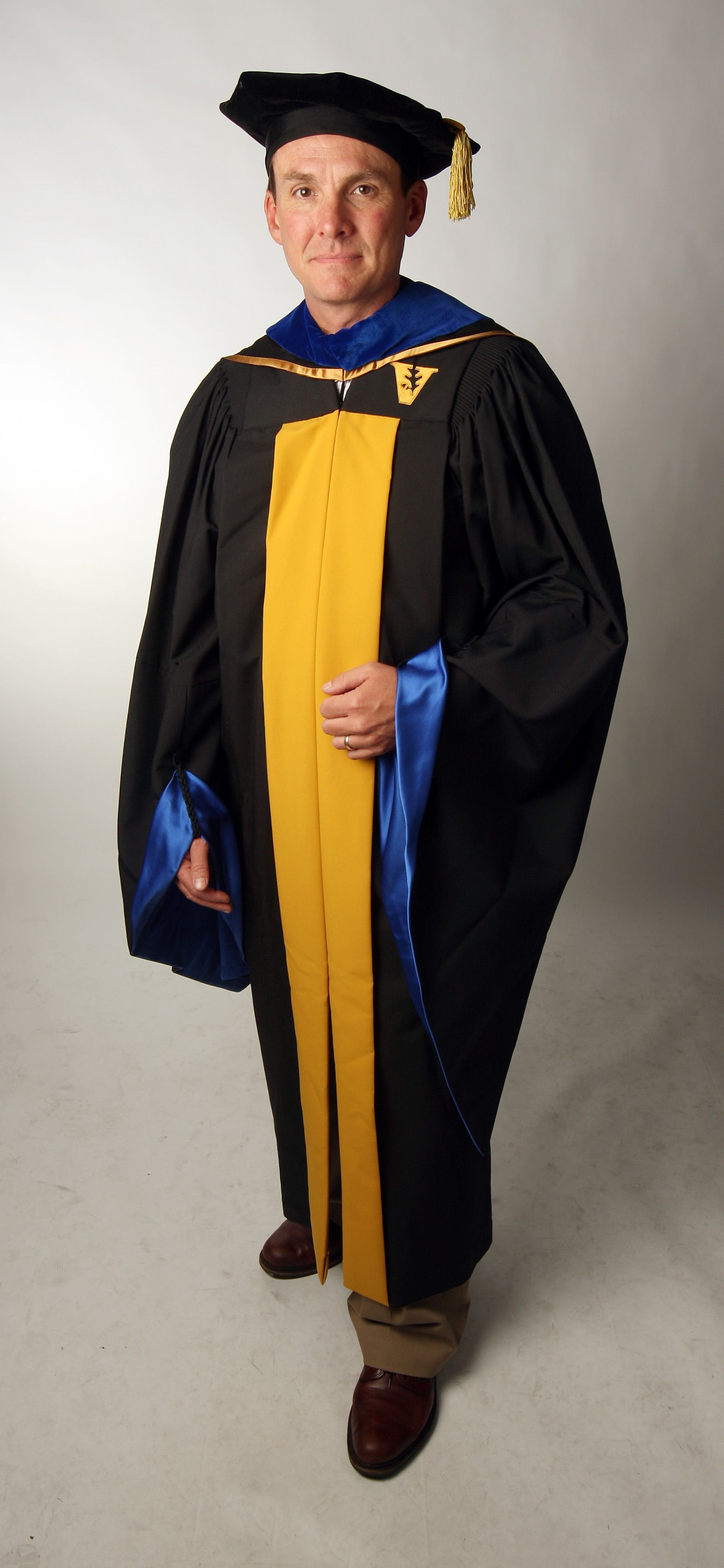 Vanderbilt University Doctoral Regalia | Academic Regalia ...