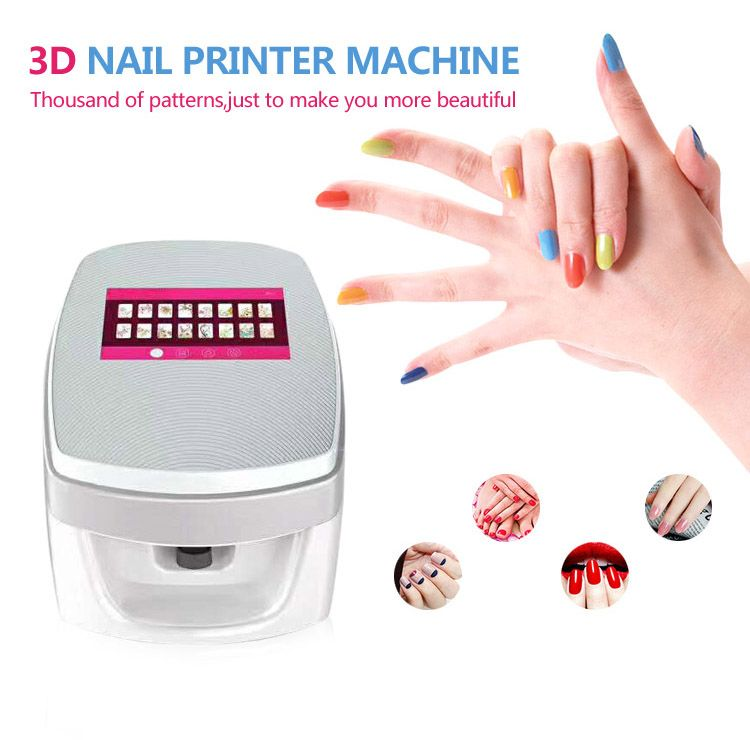 The Best Digital Nail Printer 2019 With Images Nail Printer
