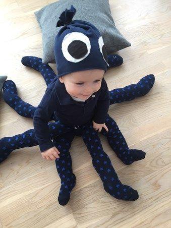 Udklædning: Hr. Blæksprutte (FantasiFabrikken)