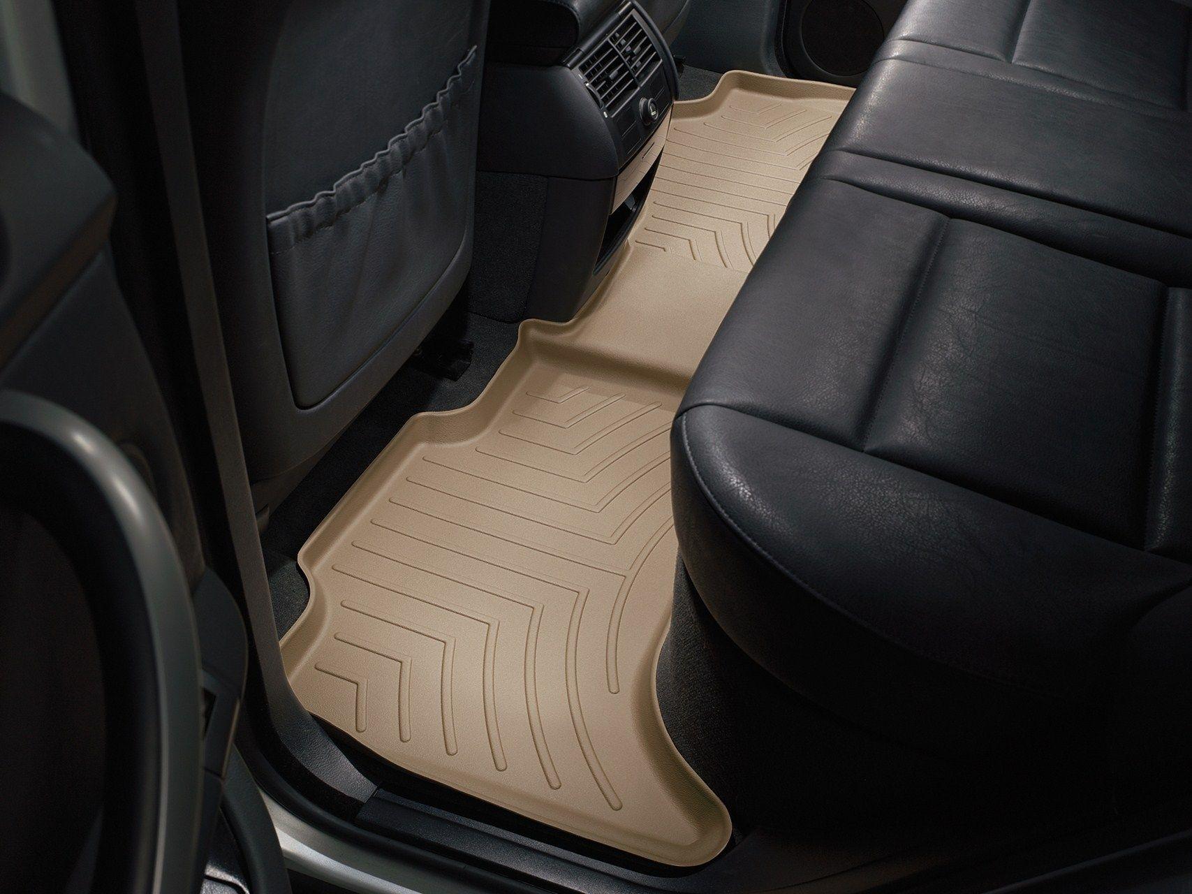 Weathertech floor mats amazon ca - 2011 Chevrolet Malibu Weathertech Floorliner Custom Fit Car Floor Protection From Mud Water