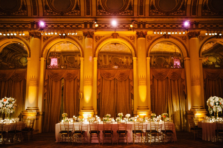 Classic New York City Wedding at The Plaza Hotel City