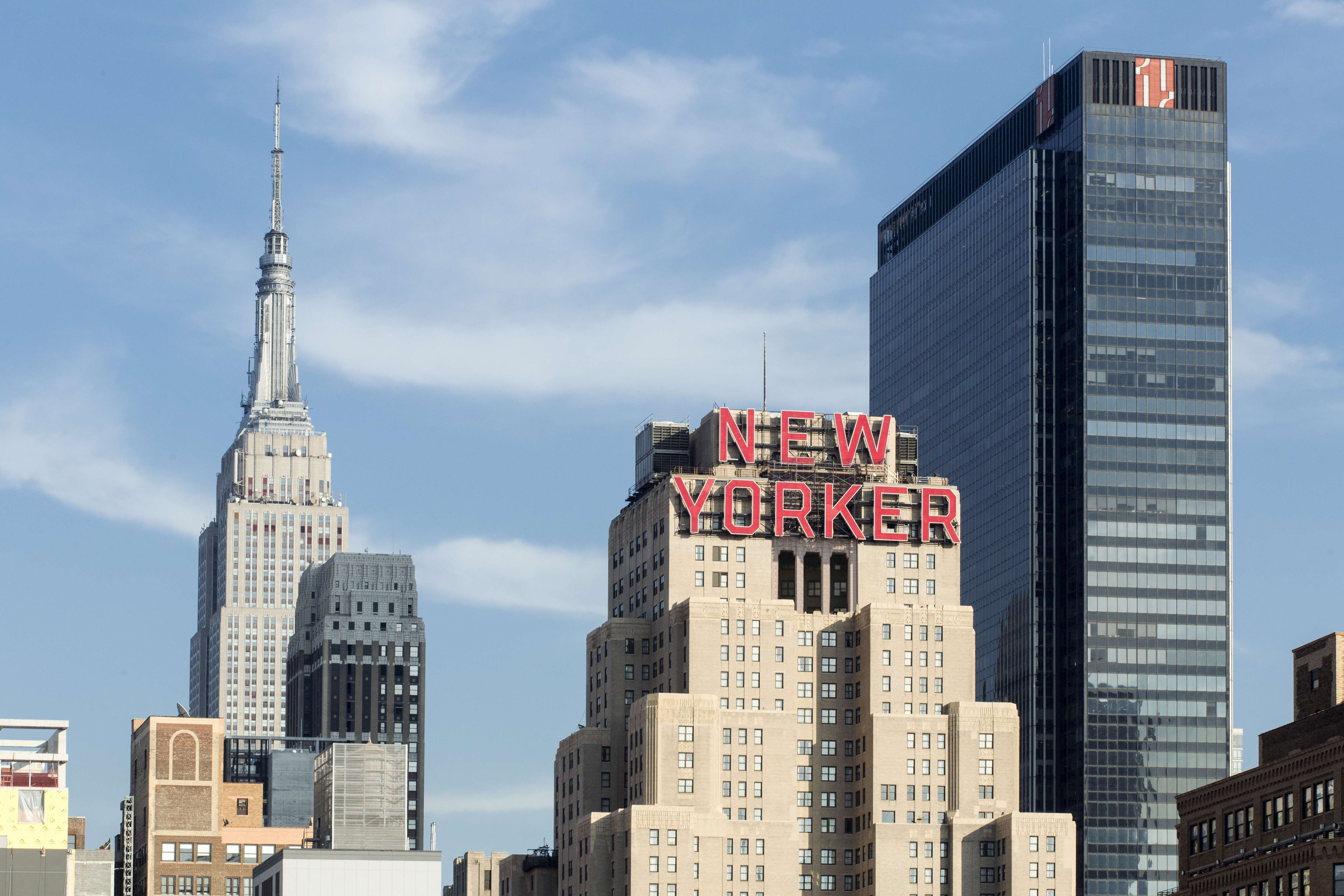 Pin By The New Yorker A Wyndham Hote On The New Yorker Hotel Penn Station Nyc New York Hotels Midtown Manhattan Hotels