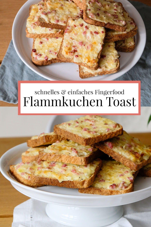 Photo of Square, practical, tasty: tarte flambée (recipe)