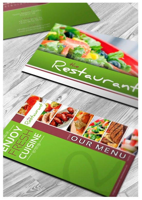 More Fantastic Printed Brochure Designs  Part Ii  Brochures