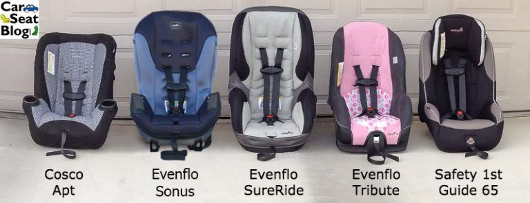 The most trusted source for car seat reviews ratings