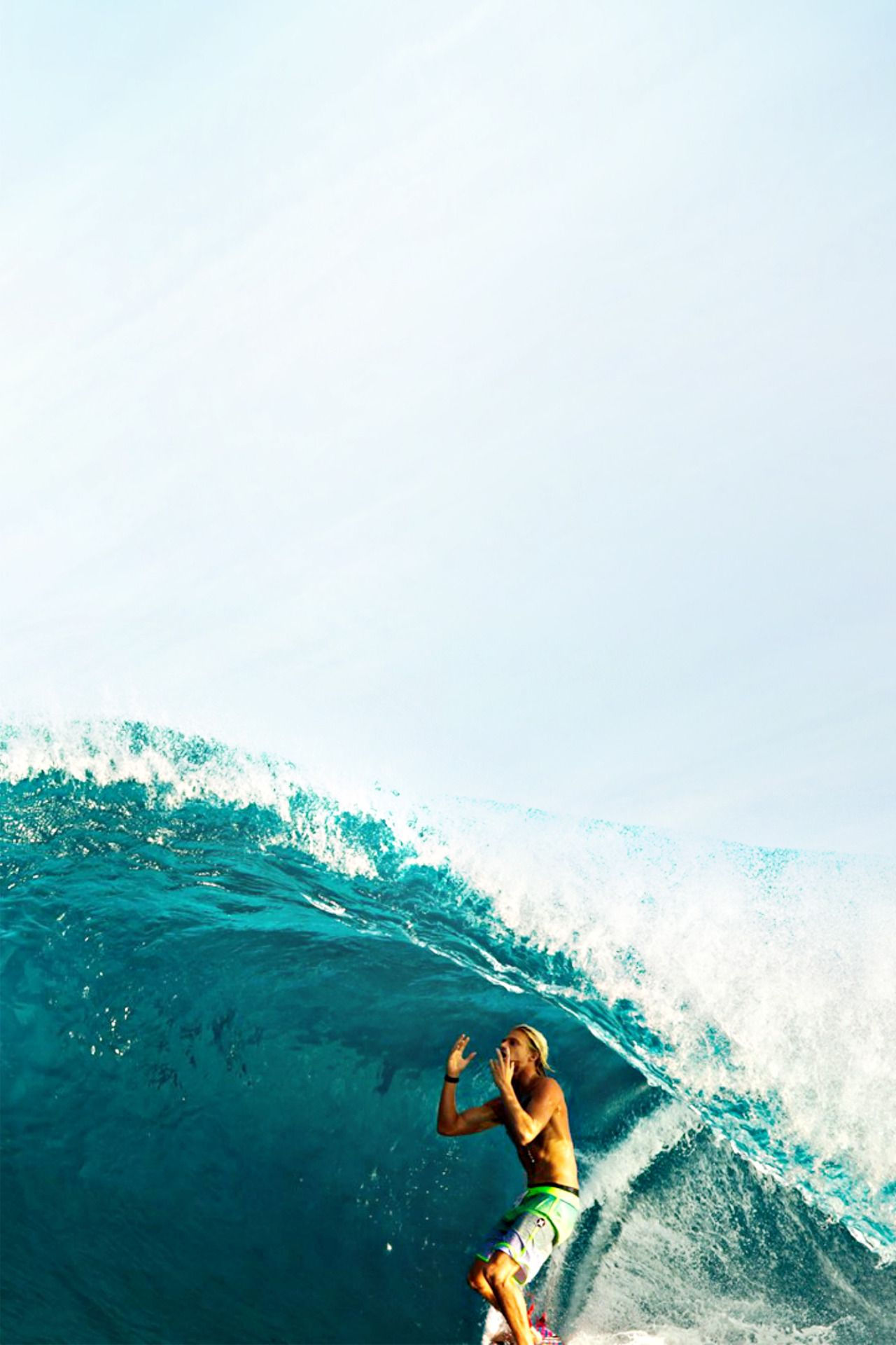 Kolohe Sapphire Shack Photo Quinn Matthews Great Surf Pic Can