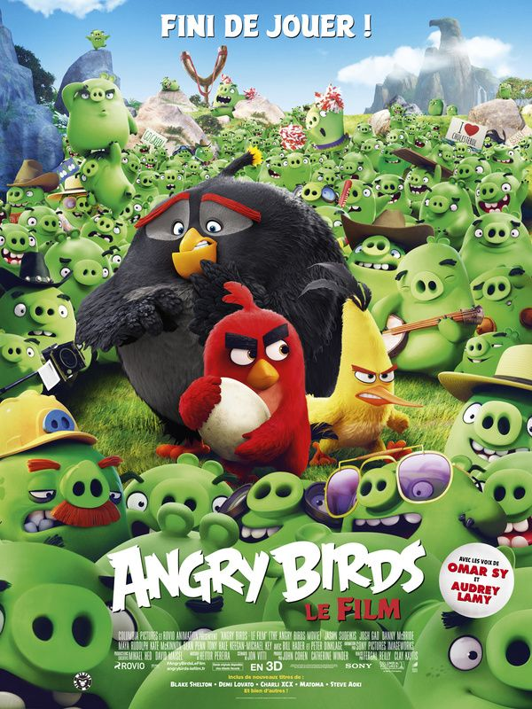 telecharger angry birds le film hd tc french gratuit sur movizorg - Angry Birds Gratuit