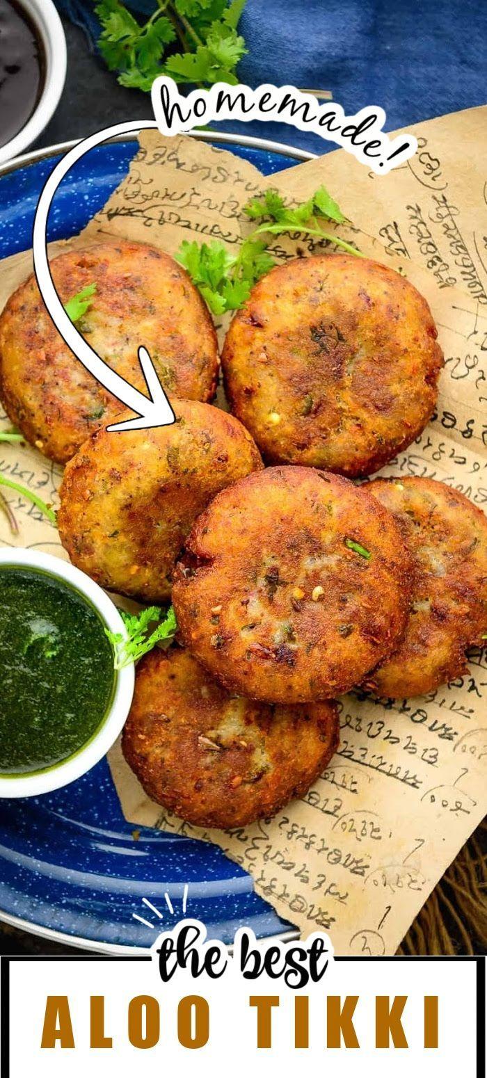 aloo tikki in 2020 aloo tikki recipe indian food recipes vegetarian indian food recipes on hebbar s kitchen recipes aloo tikki id=94178