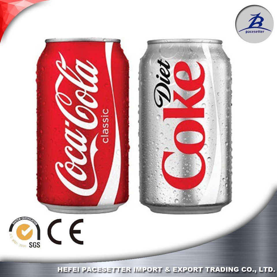 custom printed aluminum cans 330ml made in china