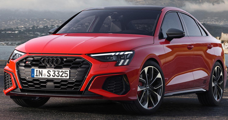 أودي أس3 سيدان 2021 الجديدة كليا العائلية الصغيرة بأداء رياضي كبير موقع ويلز In 2020 Hatchback Audi Sedan