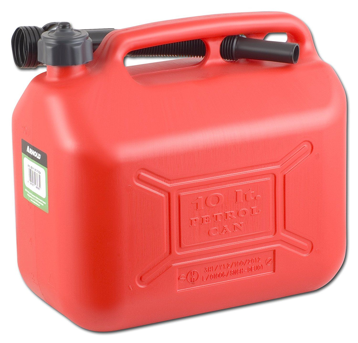 Arnold 6011 X1 7004 Fuel Canister 10 L Click On The Image For Filters