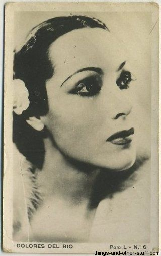 18662ce84 Dolores del Río (1904 – 1983) Mexican  film  actress from the Silent ...