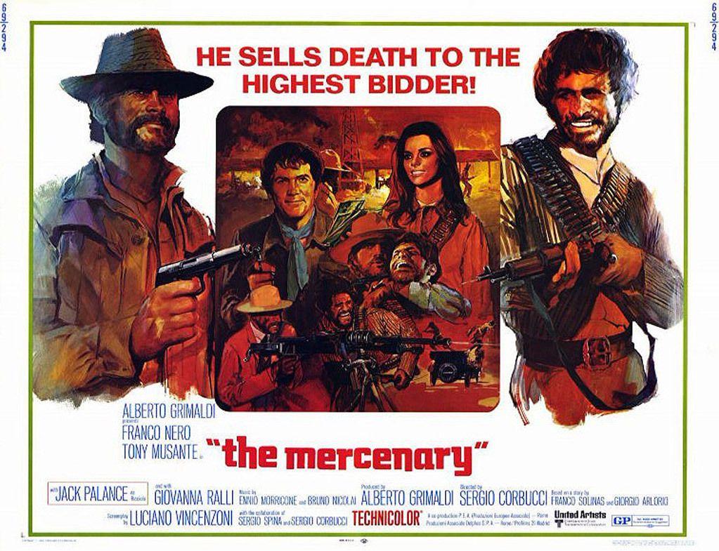 f5488437bcc Il mercenario (1968) - IMDb