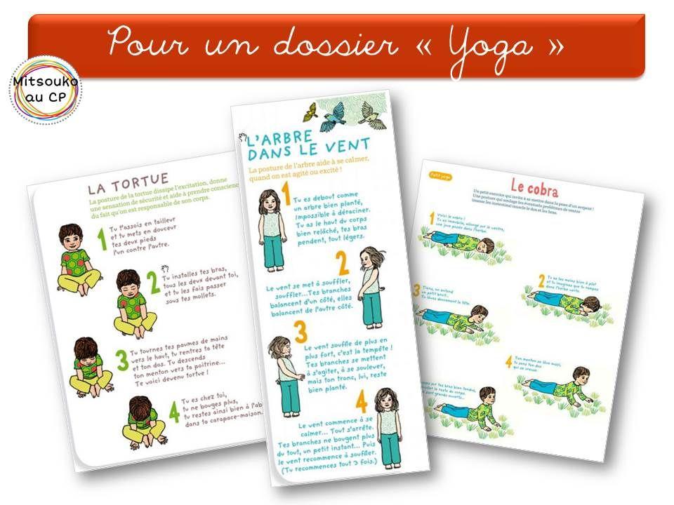 Yoga pour les enfants | Organisation de la classe | Baby ...