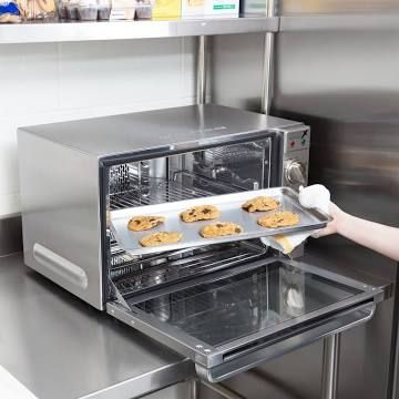 Waring Wco500x Half Size Countertop Convection Oven 120v 1700w Countertop Convection Oven Convection Oven Microwave Convection Oven