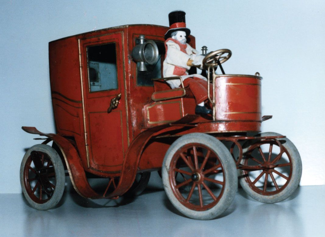 vintage toys | Early French Toys – 1 | Antique Toy World Magazine ...