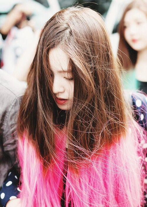 brown + pink.. irene
