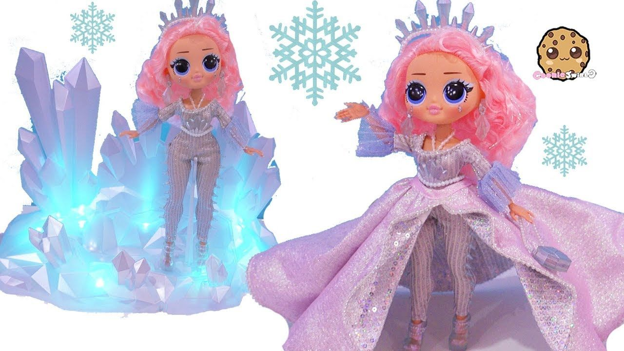 Crystal Star Big Sister Omg Lol Surprise Collector S Winter Disco Ice Do Little Girl Toys Lol Dolls Sister Dolls