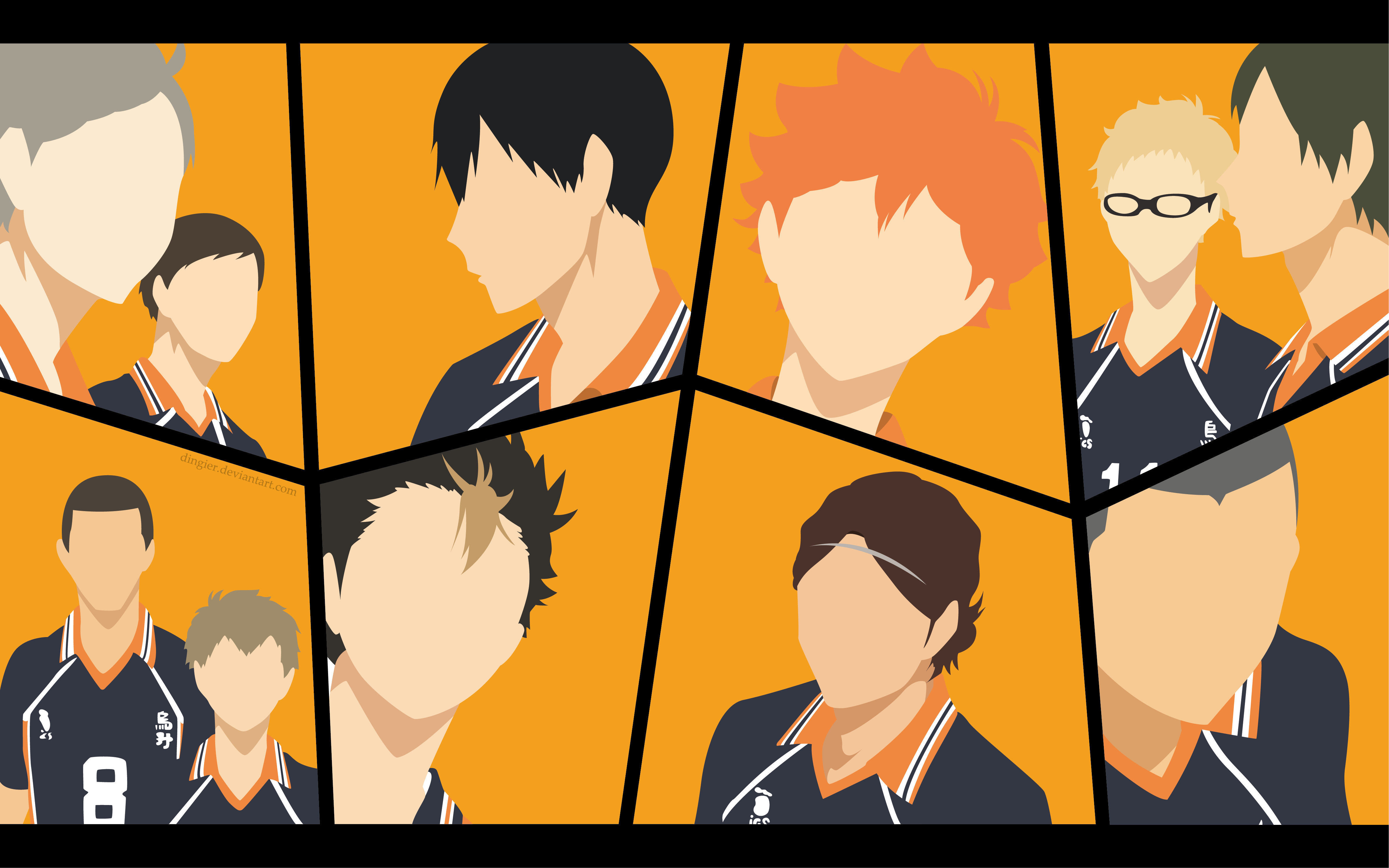Research in the idm is led by over 34 independent principal investigators in the basic, clinical and public health sciences, and has a strong translational focus. Computer High Quality Haikyuu Aesthetic Wallpaper ...