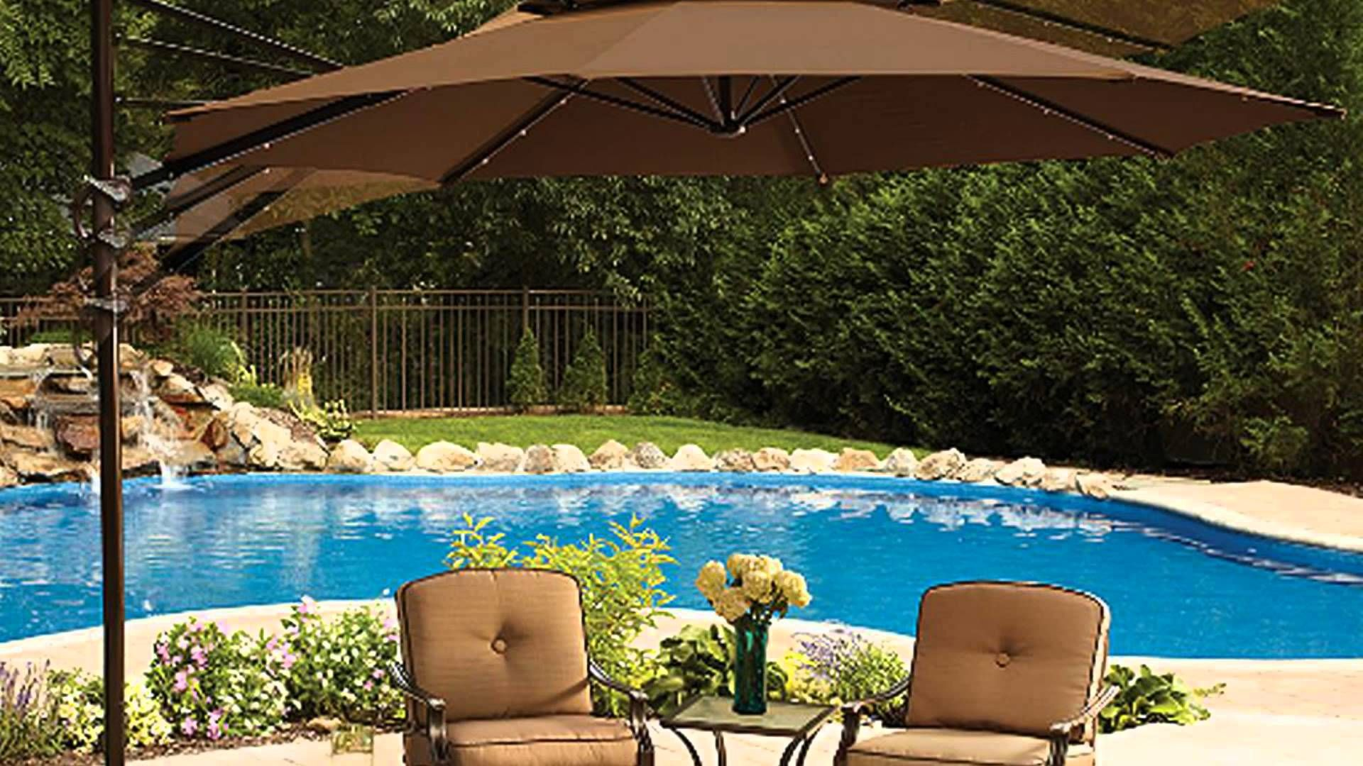 PatioSunUmbrellas is an online store that specializes in