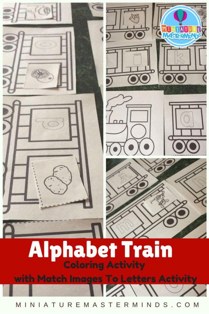 Printable Coloring Pages Preschool