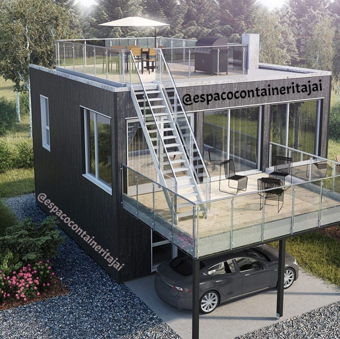 Pin By 787 228 7035 On Desert House Building A Container Home Container House Design Small House Design