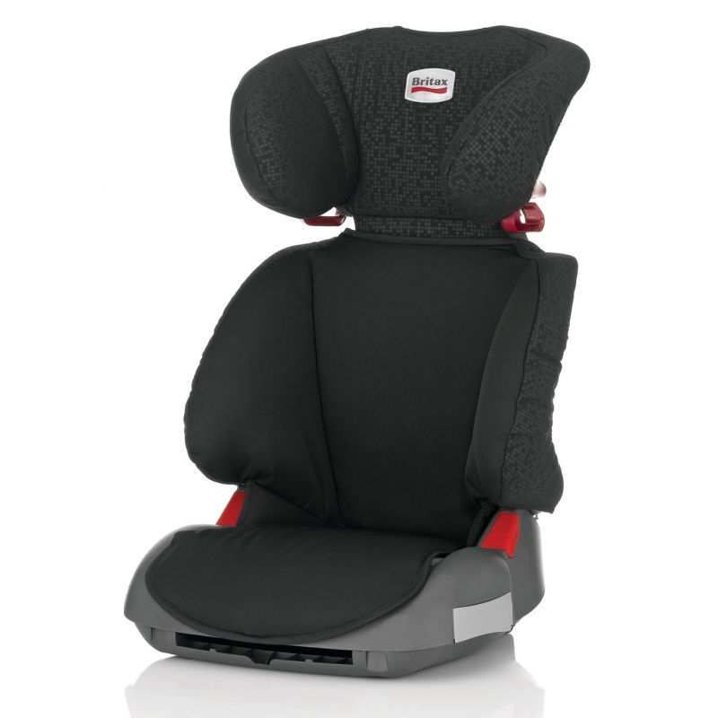 Britax Adventure Group 2,3 Car Seat-Black Thunder Description: This ...